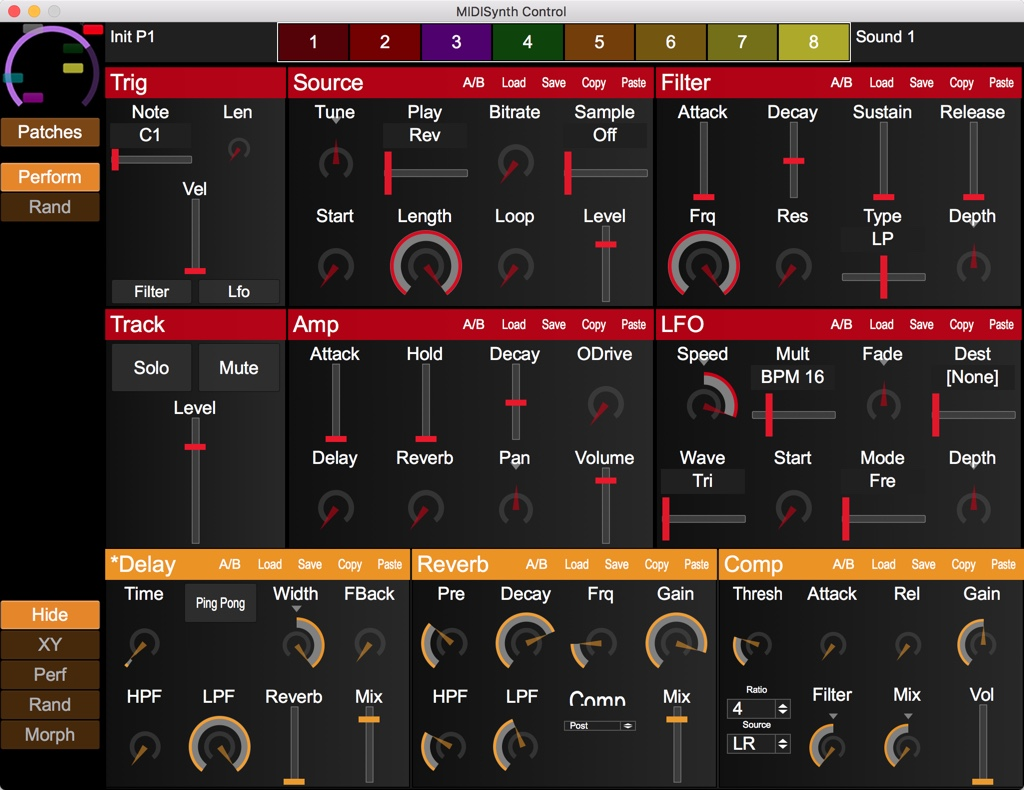 Sigabort - Electronic Music and Software Tools